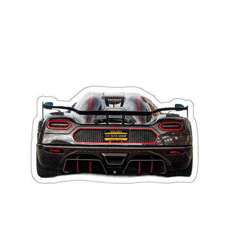 Koenigsegg 510 Sticker