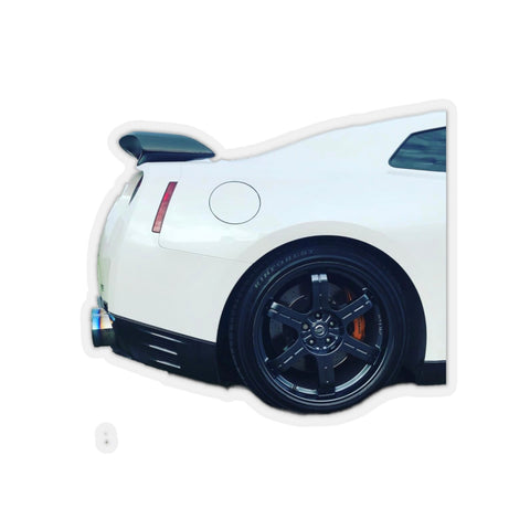 Hamzi GTR Sticker