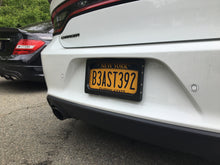 Car Stealth Plates (US-Style)