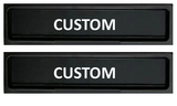 Custom Stealth Plates (EU/UK)