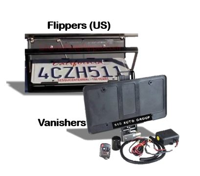 Flippers & Vanishers (Combo Pack)