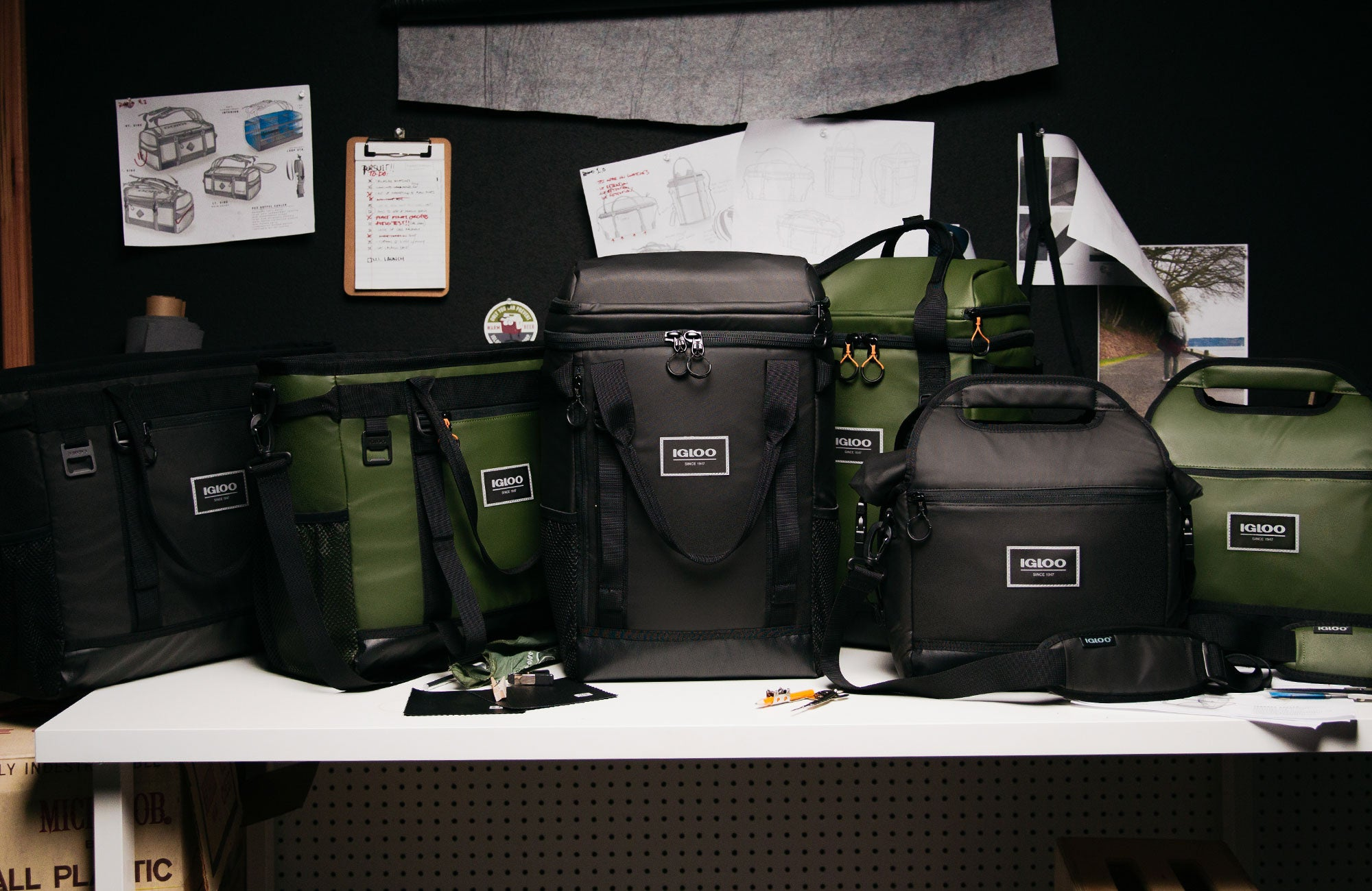 Igloo Pursuit Collection - Soft Cooler Bags