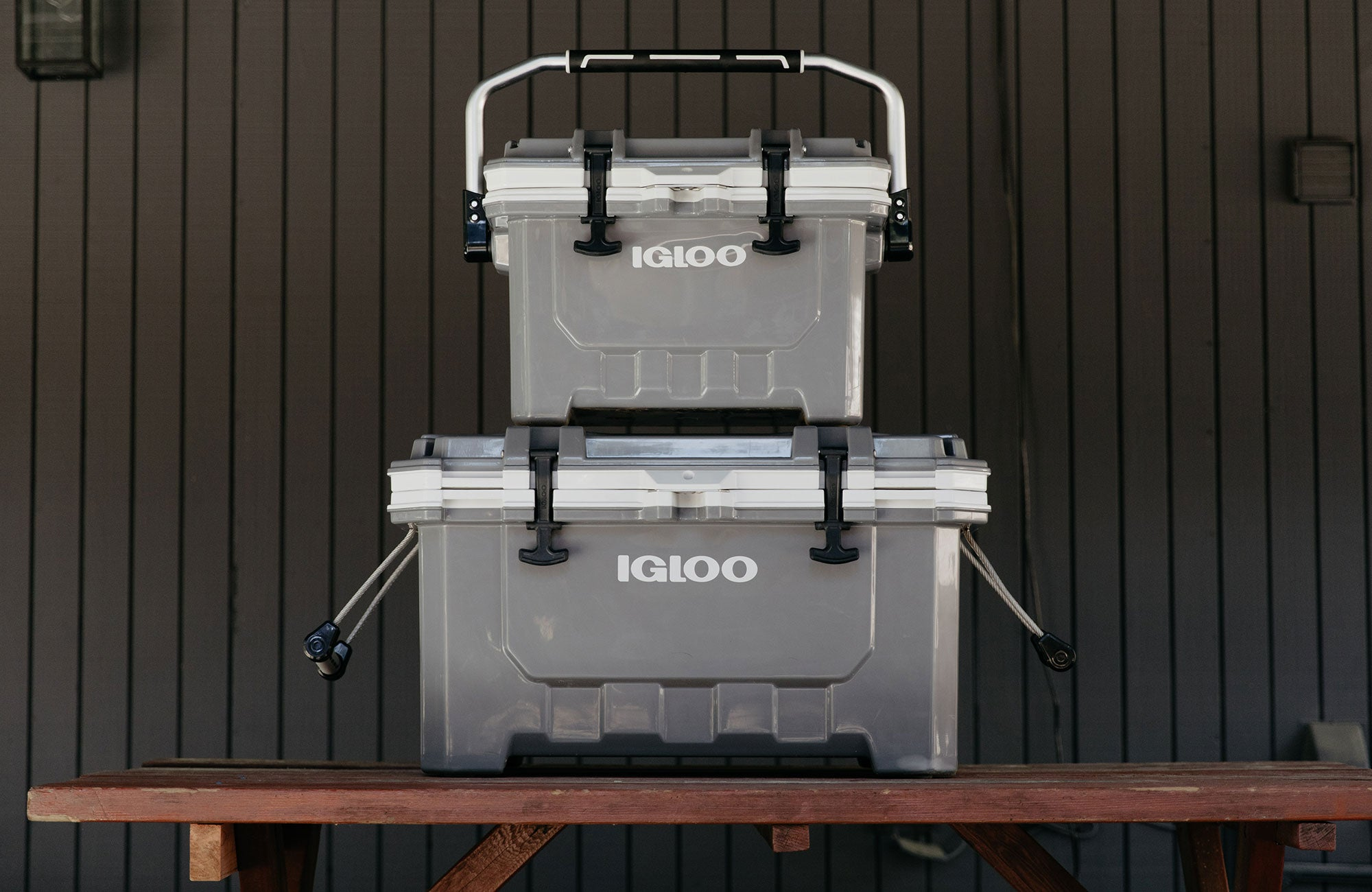 IMX Coolers 70-quart and 24-quart