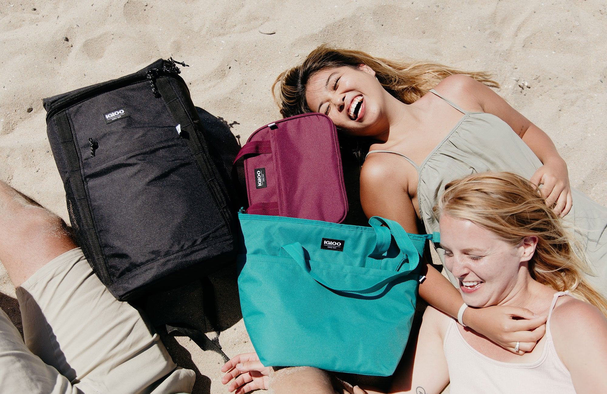 REPREVE™: From Recycled Plastic Bottles to Eco-Friendly Cooler