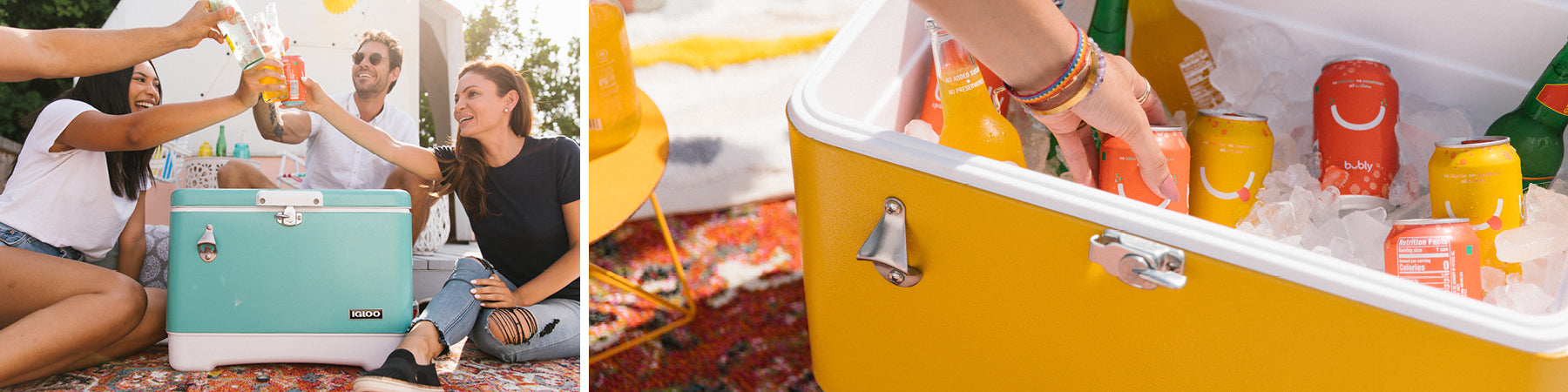 Stainless Steel Legacy Cooler