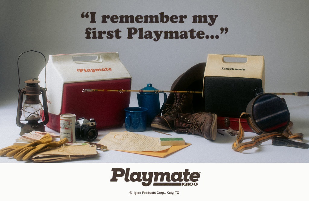 I remember my first playmate