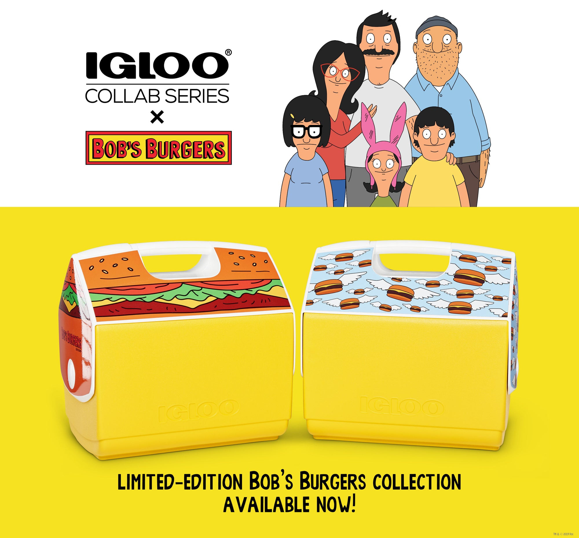 Limited-Edition Bob'sBurgers Collection