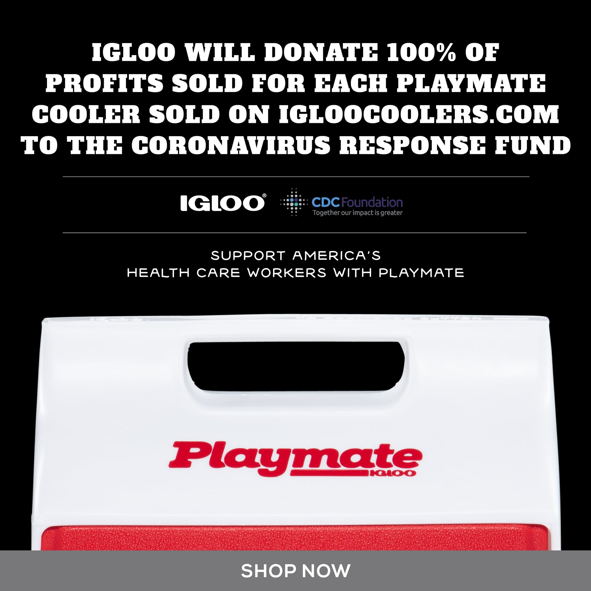 Igloo x Coronavirus Response Fund
