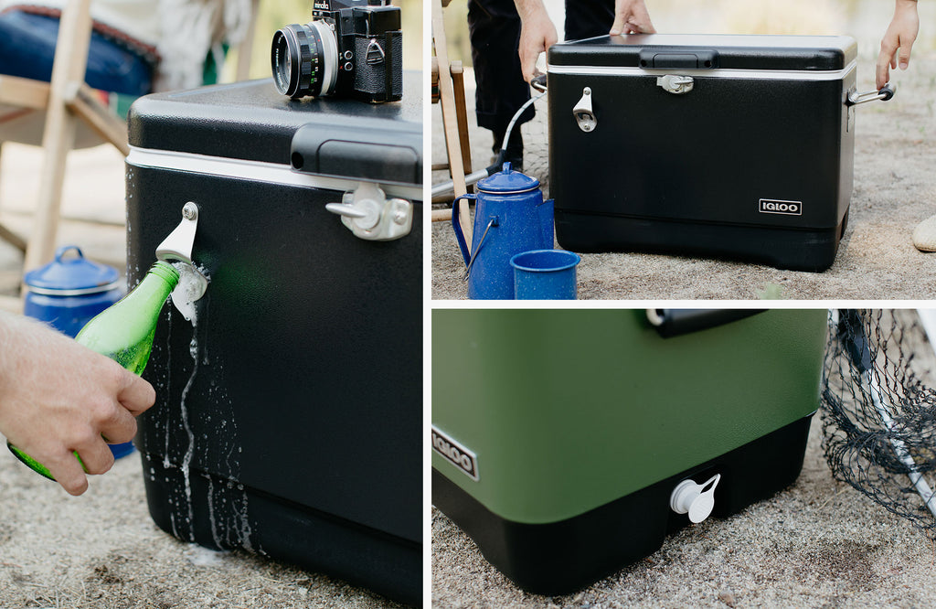 Legacy Coolers - Features