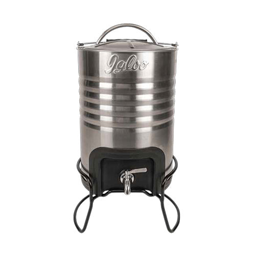 Igloo 2.5 Gallon Stainless Steel Water Cooler Jug