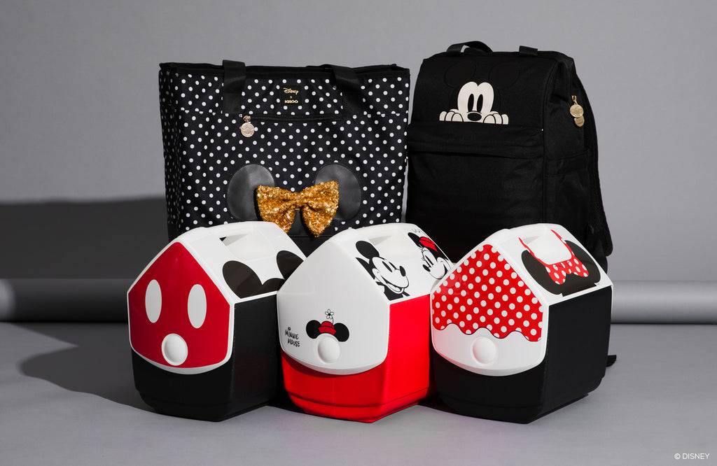 Mickey and Minnie Coolers Collection