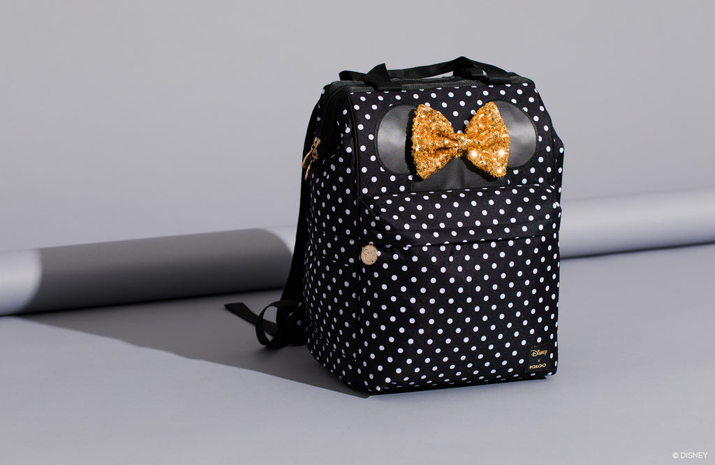 Minnie Mouse Cooler Backpack