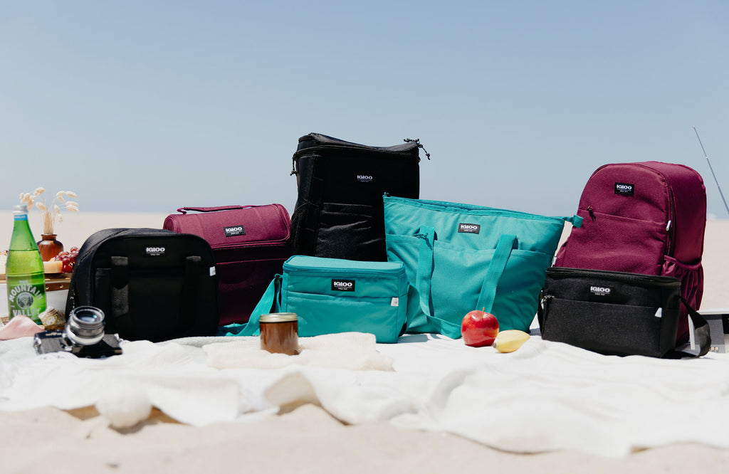 Repreve Igloo Cooler Collection