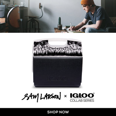 Sam Larson x Igloo Collab Series