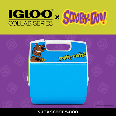 Scooby-Doo Playmate Cooler