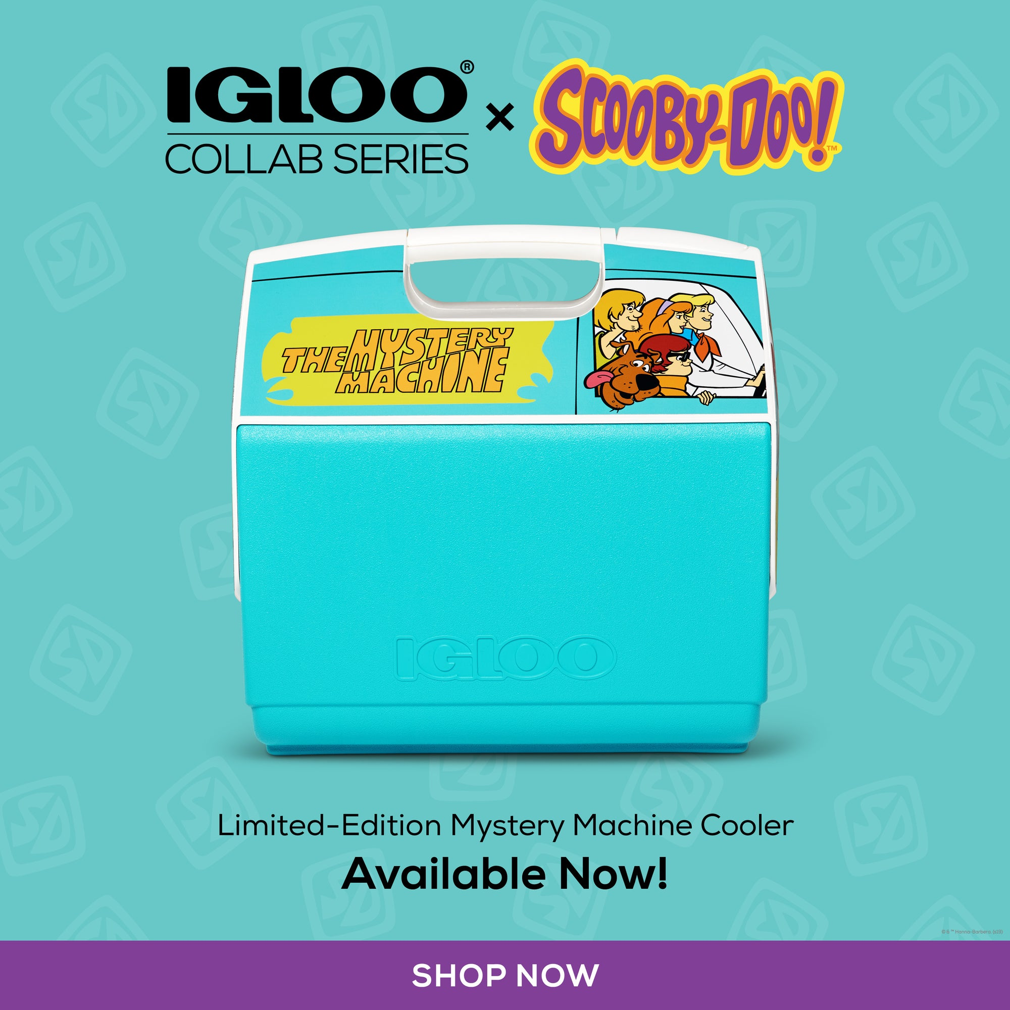 Igloo Collab Series - Scooby Doo Playmate Elite