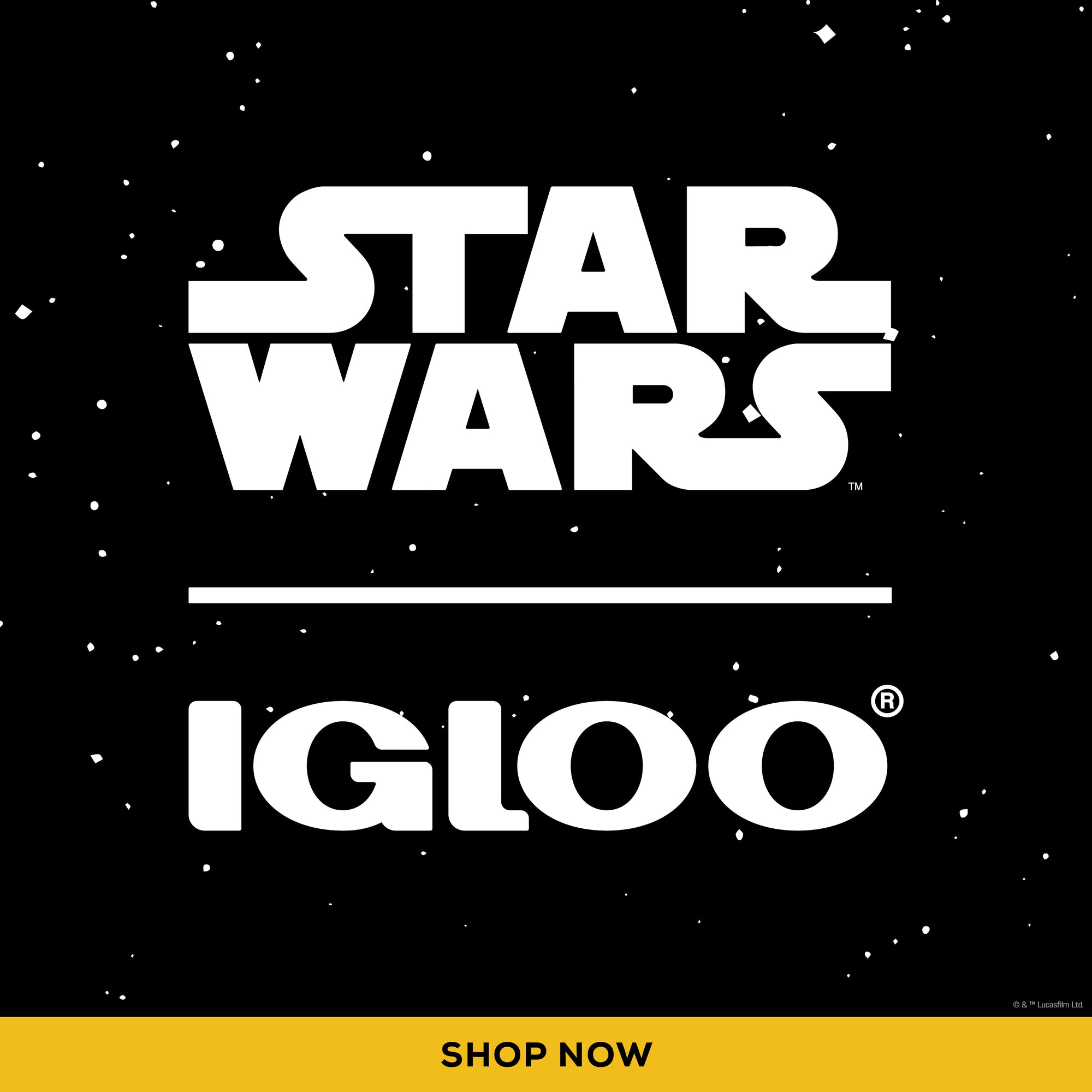 Igloo and Star Wars