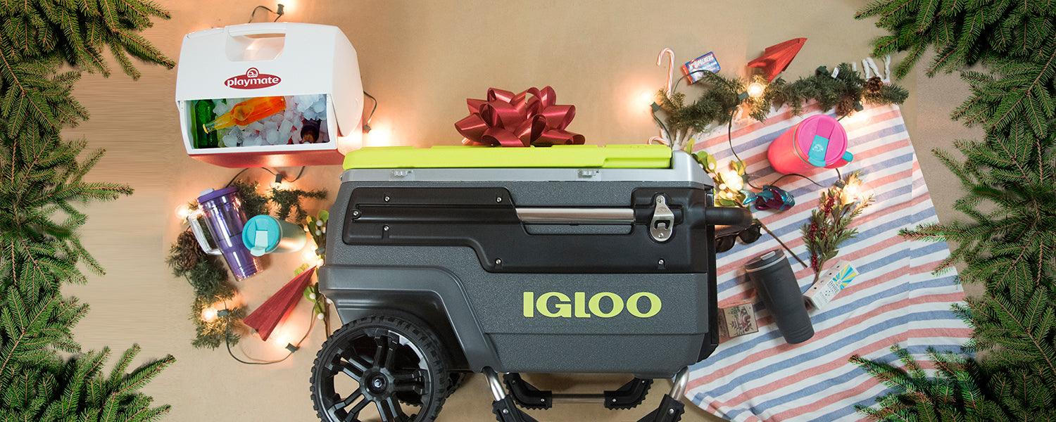 Igloo Holiday Gift Guide - For the Beach Bum in All of Us