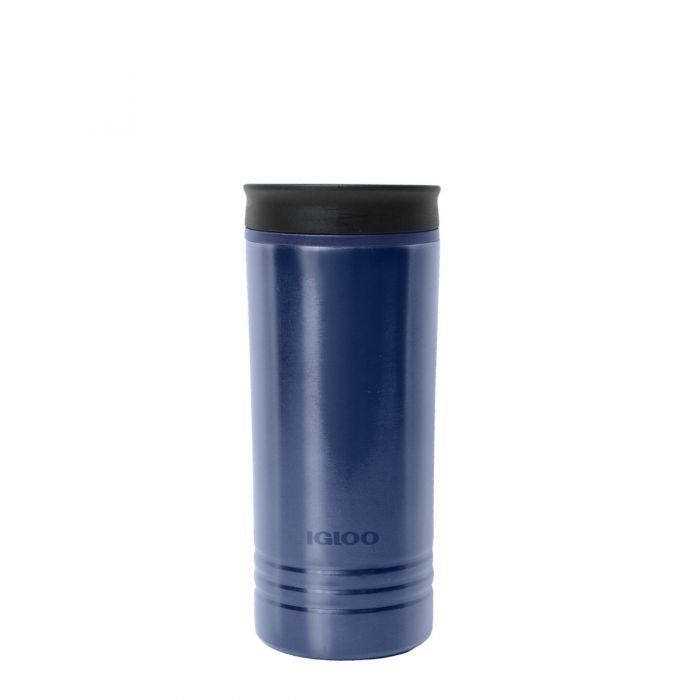Large View | Isabel 16 Oz Insulated Stainless Steel Travel Coffee Mug in  at Igloo Hydration Water Bottles