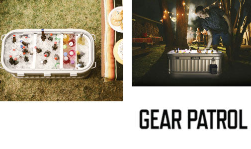 Igloo Party Bar by Gear Patrol