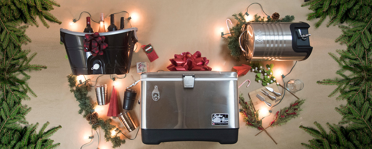 Igloo Holiday Gift Guide - For the Ones Who Love to Host With the Coolest Gear