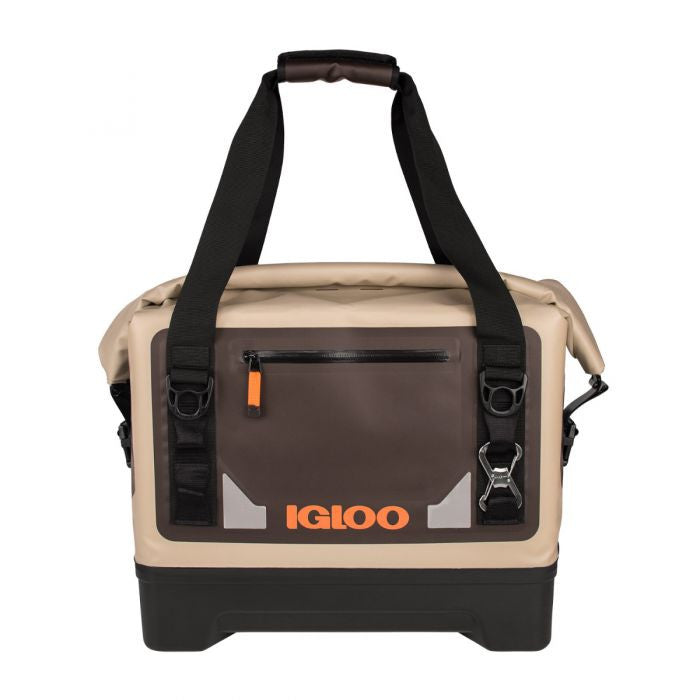Large View | Sportsman Duffel Welded Cooler in Tan at Igloo Cooler Bags