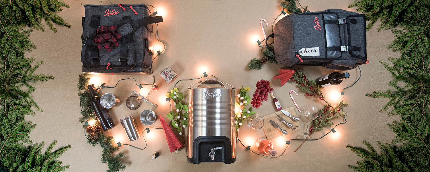 Igloo Holiday Gift Guide - For the Wine Enthusiast