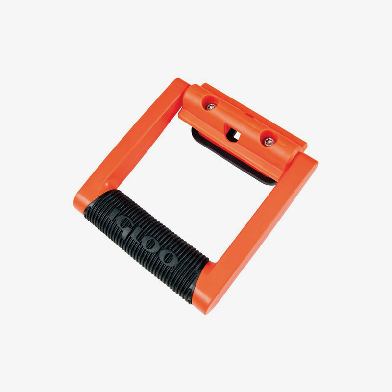 Large View | Comfort Grip Swing-Up Handles For Super Tough STX 54-72 in Orange at Igloo Replacement Parts