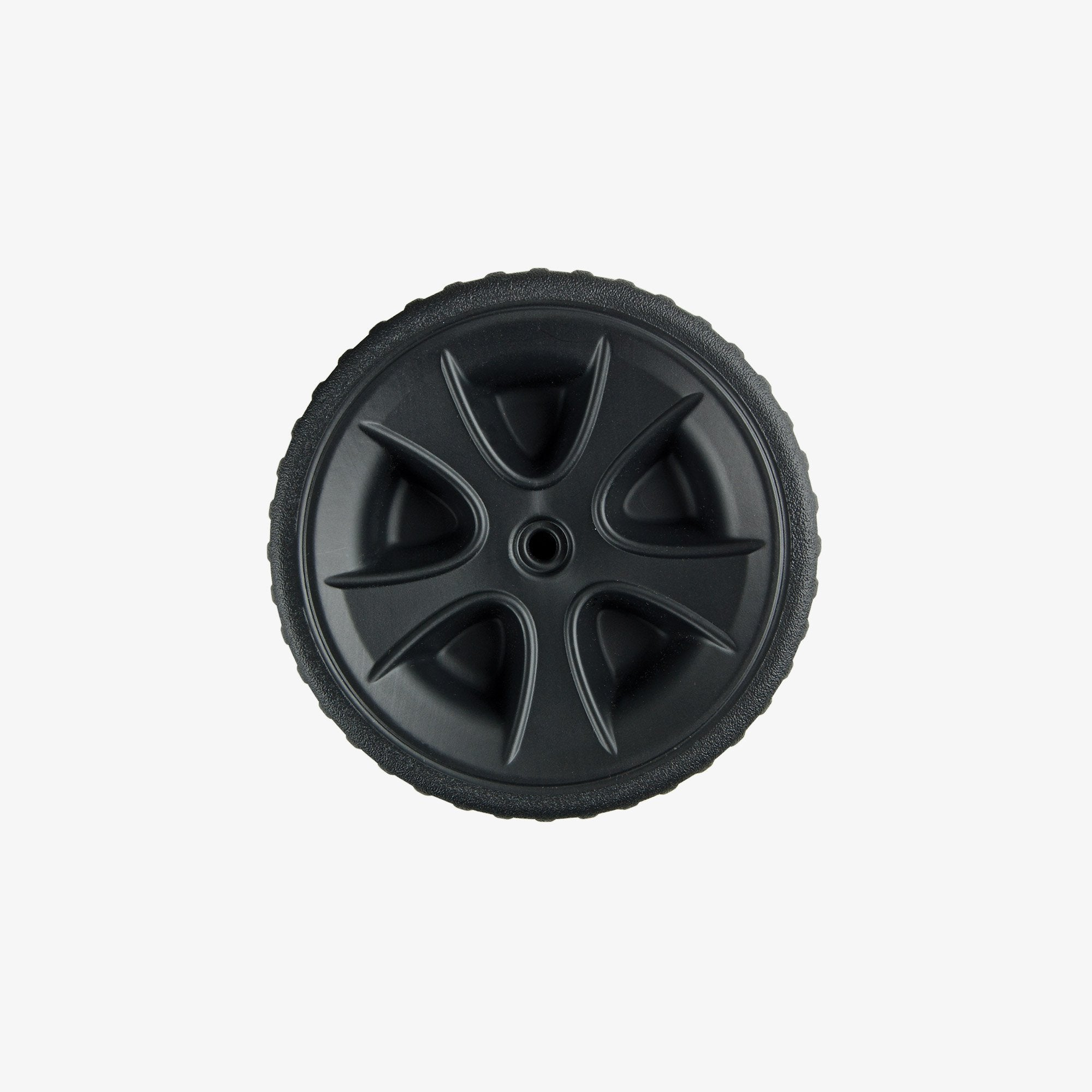 Large View | 4.5-Inch Plastic Cooler Wheels in Black at Igloo Replacement Parts
