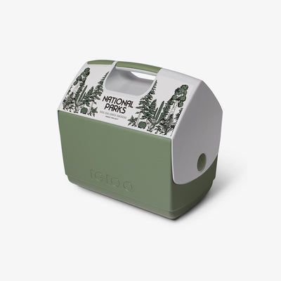 Angle View | Parks Project National Parks ECOCOOL Playmate Elite 16 Qt Cooler