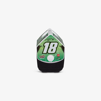 Side View | NASCAR Kyle Busch Playmate Pal 7 Qt Cooler