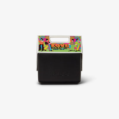 Front View | Yellow Submarine All You Need Is Love Little Playmate 7 Qt Cooler