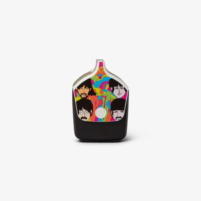Side View | Yellow Submarine All You Need Is Love Little Playmate 7 Qt Cooler