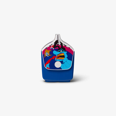 Side View | Yellow Submarine Blue Meanies Little Playmate 7 Qt Cooler