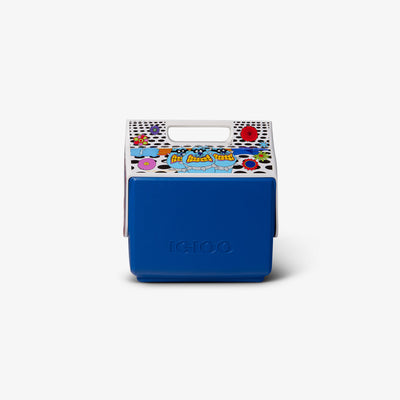 Back View | Yellow Submarine Blue Meanies Little Playmate 7 Qt Cooler