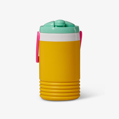 Front View | Retro Half Gallon Jug