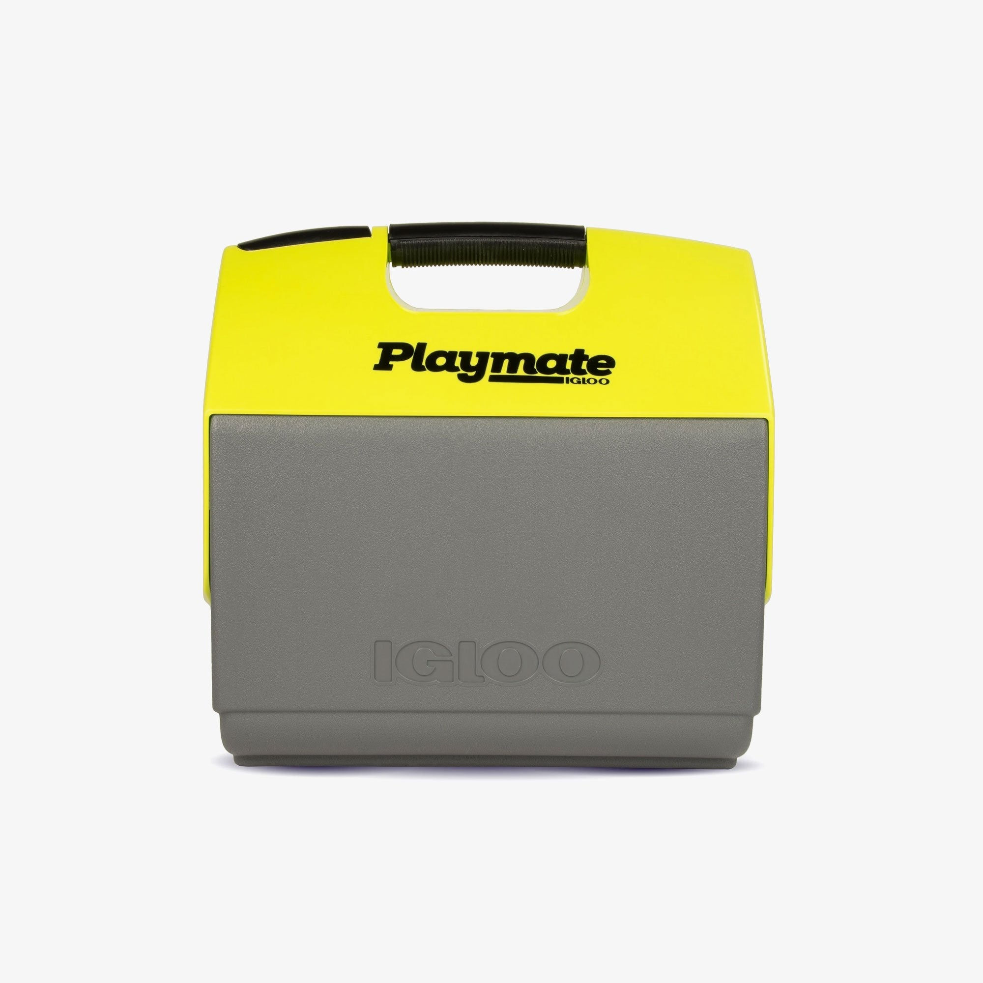 Large View | Playmate Elite Ultra 16 Qt Cooler::Meteorite/Acid Green