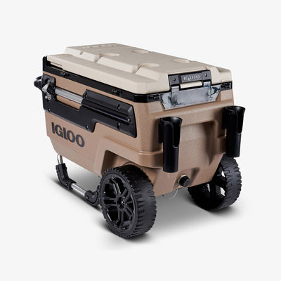 Angle View | Trailmate Journey 70 Qt Cooler