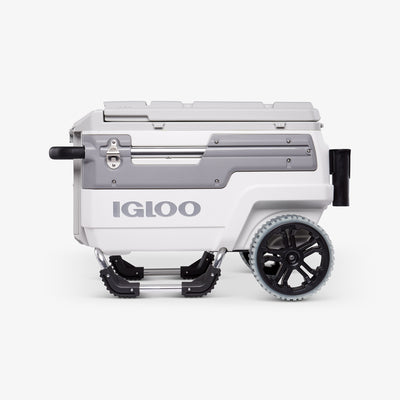 Side View | Igloo Trailmate Marine 70 Qt Cooler