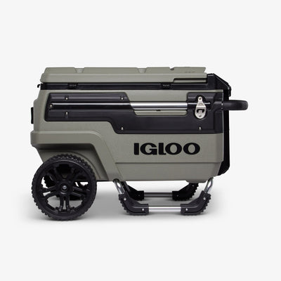 Back View | Trailmate Journey 70 Qt Cooler