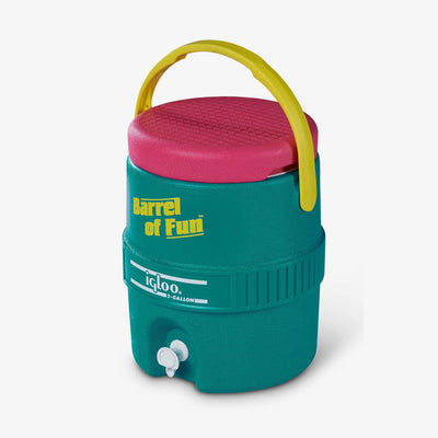 Handle View | Barrel of Fun 2 Gallon Jug