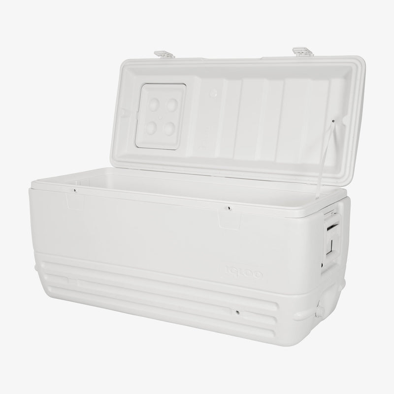 Front View | Igloo Quick and Cool 150 Qt Cooler