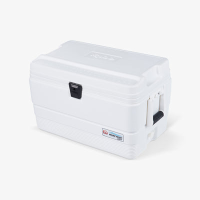 Angle View | Marine Ultra 54 Qt Cooler