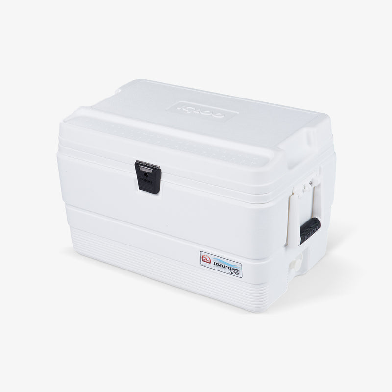 Front View | Marine Ultra 54 Qt Cooler