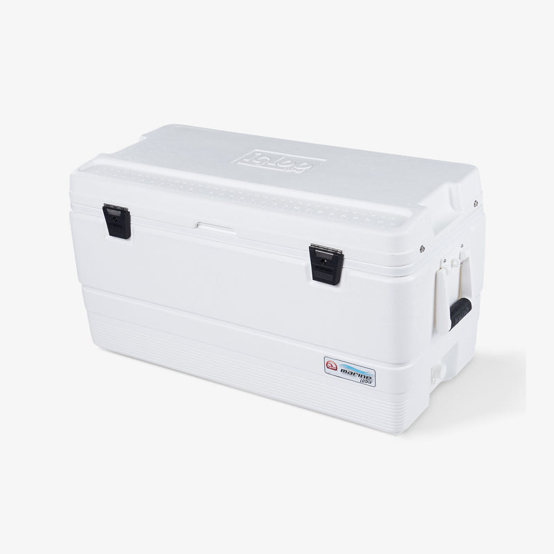 Front View | Marine Ultra 94 Qt Cooler