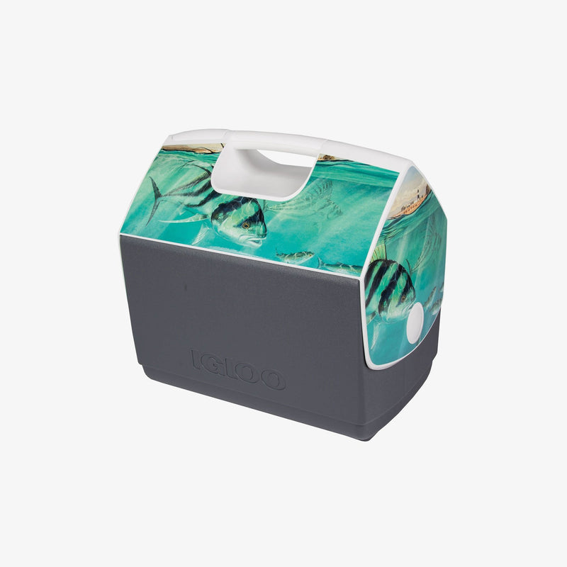 Large View | Amadeo Bachar Rooster Playmate Elite 16 Qt Cooler