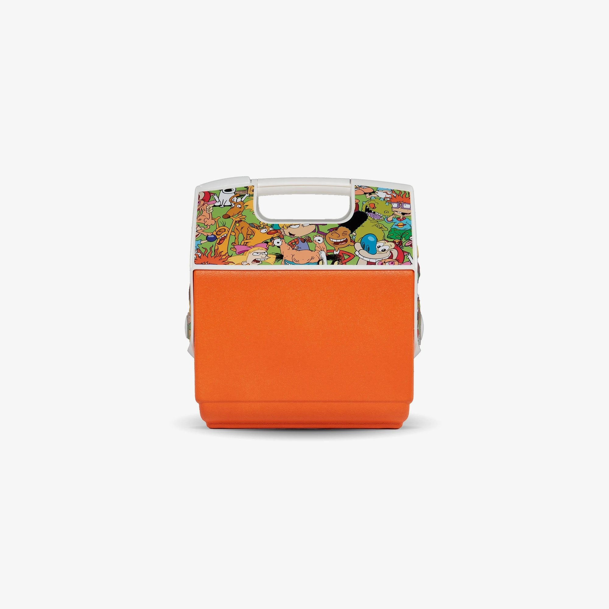 Large View | Nickelodeon 90s Throwback Playmate Pal 7 Qt Cooler
