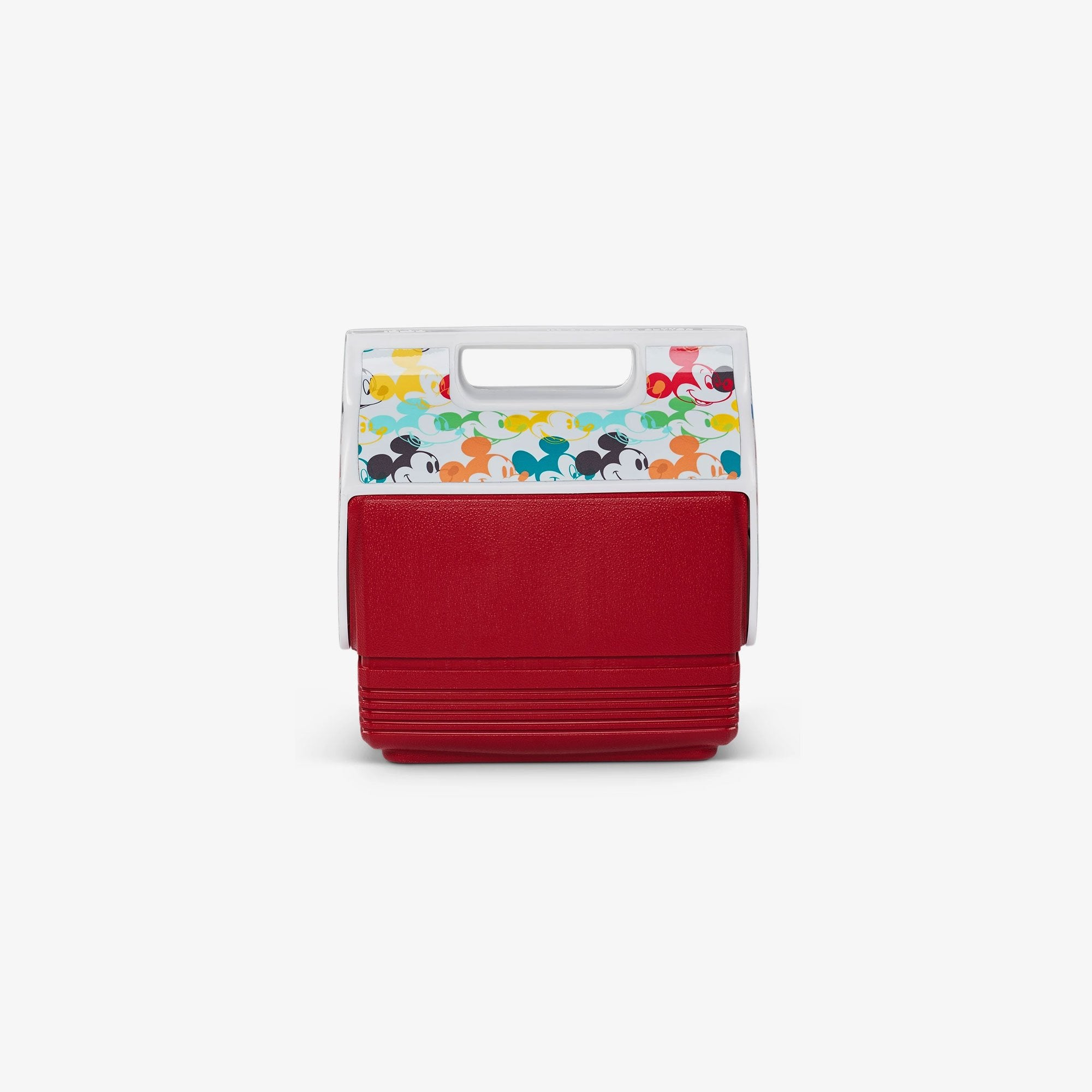 Side View | Mickey Mouse Playmate Mini Limited Edition Multicolor  4 Qt Cooler