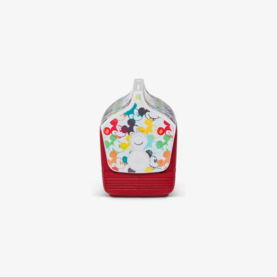 Side View | Mickey Mouse Playmate Mini Special Edition Multicolor 4 Qt Cooler
