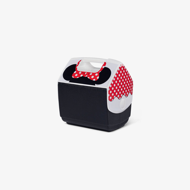 Large View | Minnie Mouse Playmate Pal Limited Edition Minnie Ears 7 Qt Cooler